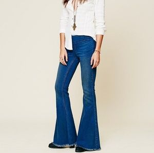 Free People Super Flares